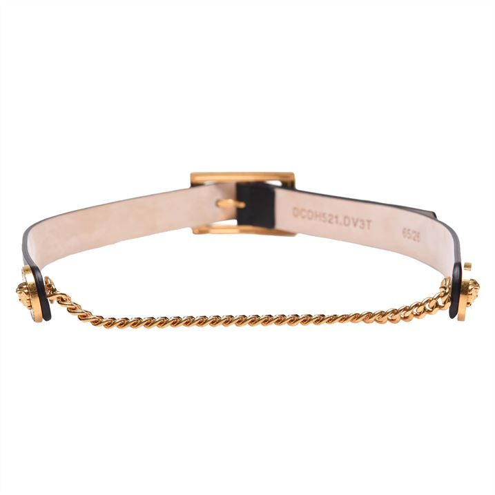 Versace WomenS Chain Belt