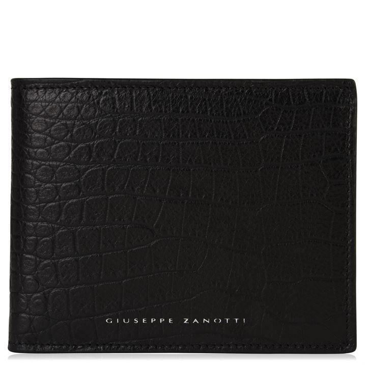 Crocodile Textured Wallet