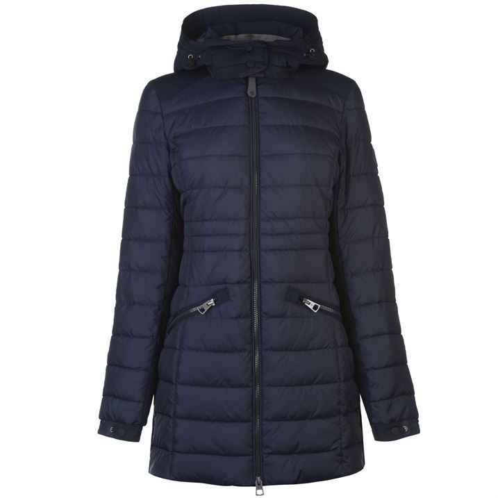 Mid Pitch Coat