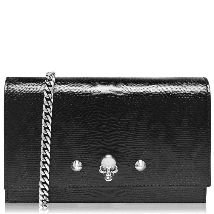 Skull And Stud Mini Bag