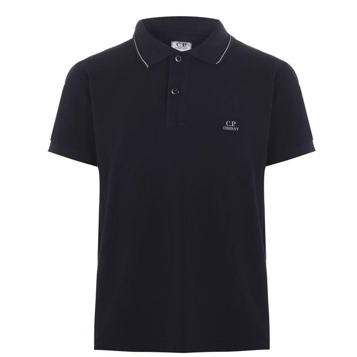 Junior Boys 672g Short Sleeve Polo Shirt