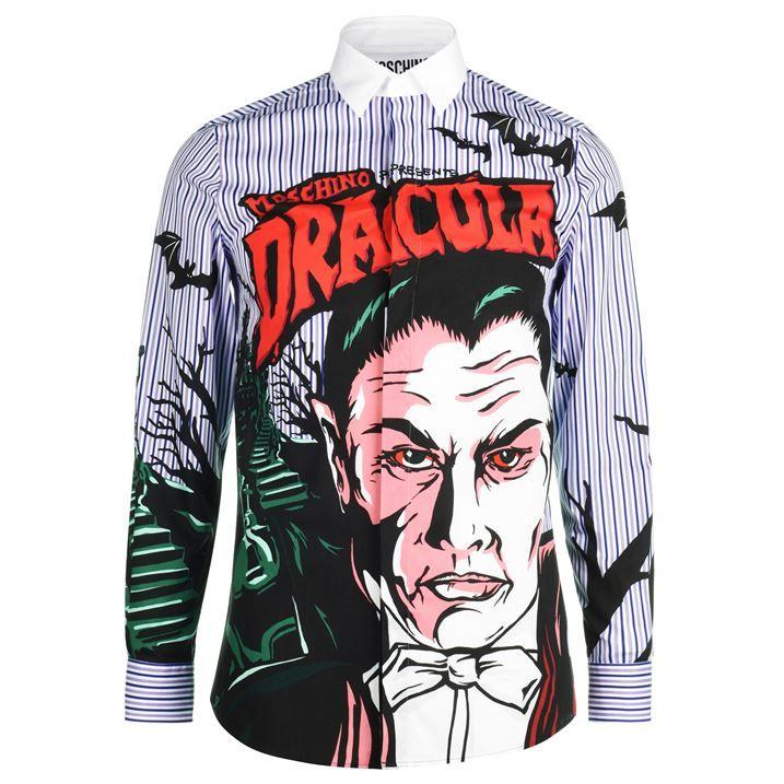 Dracula Long Sleeve Shirt