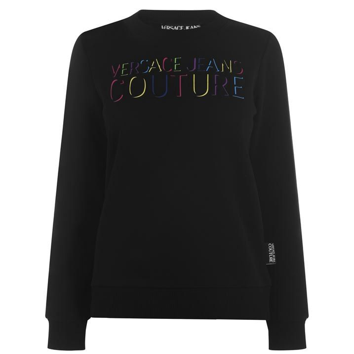 Rainbow Logo Sweatshirt