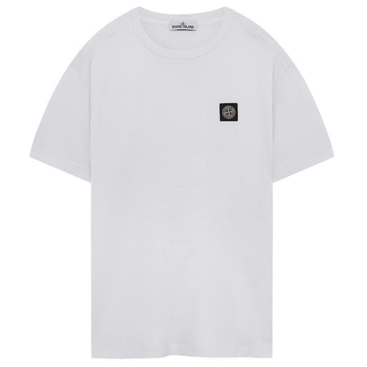 Cotton Jersey Compass Badge T Shirt