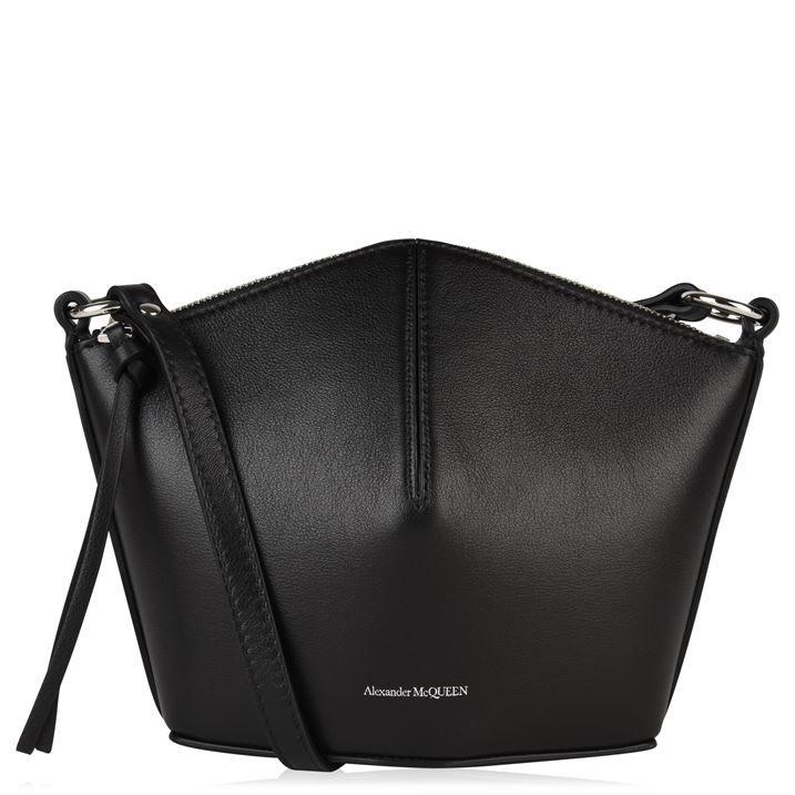 Mini Cross Body Bucket Bag