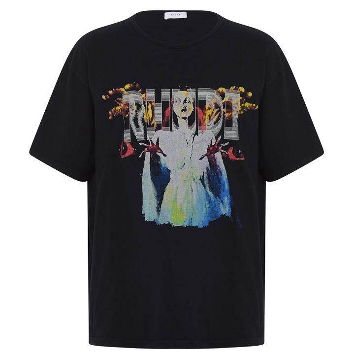 Ponte Box T Shirt