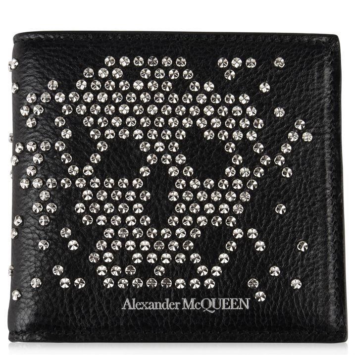 Studded Skull Wallet