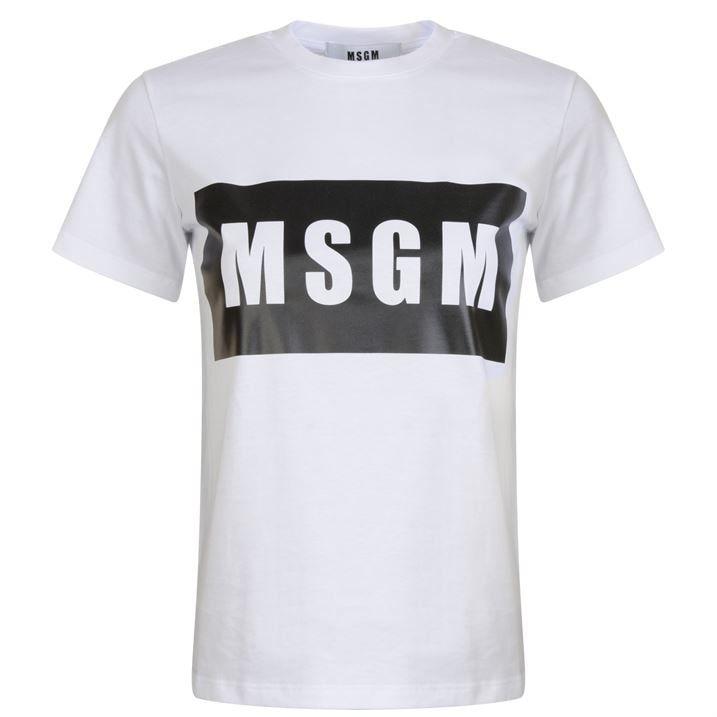 Logo Box T Shirt