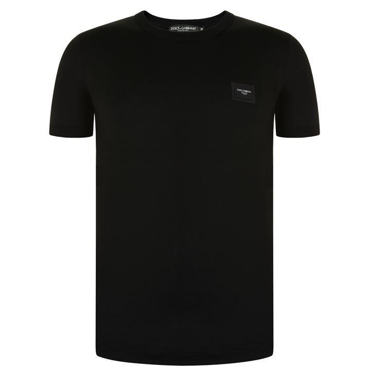 Logo Plaque T Shirt