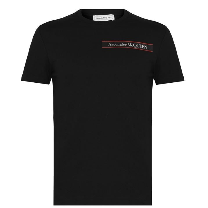 Logo Tape T Shirt