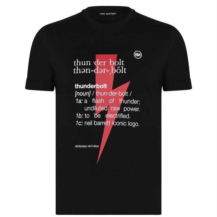 Definition Logo T Shirt