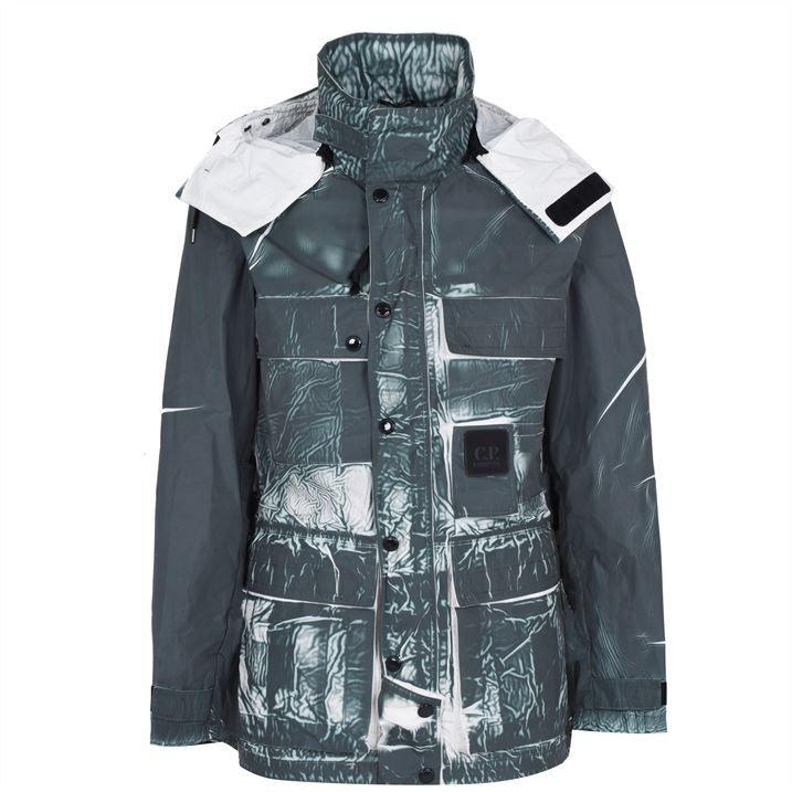 Tracery Hooded Jacket