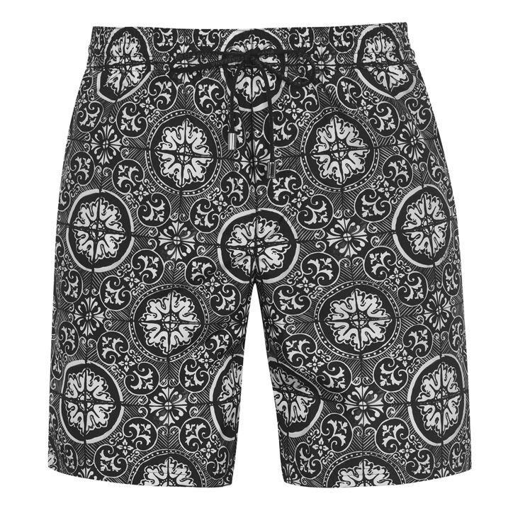 All Over Tile Logo Swm Shorts