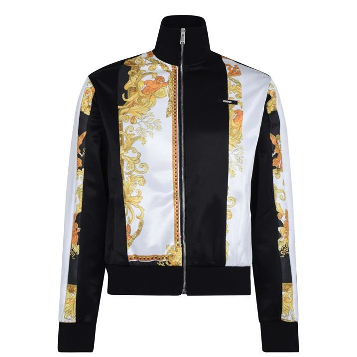 Barocco Track Jacket