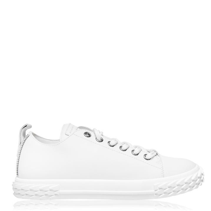 Blabber Leather Trainers