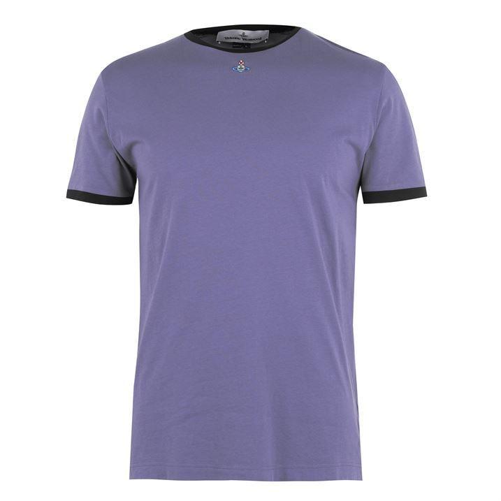 Orb Neck Logo T Shirt