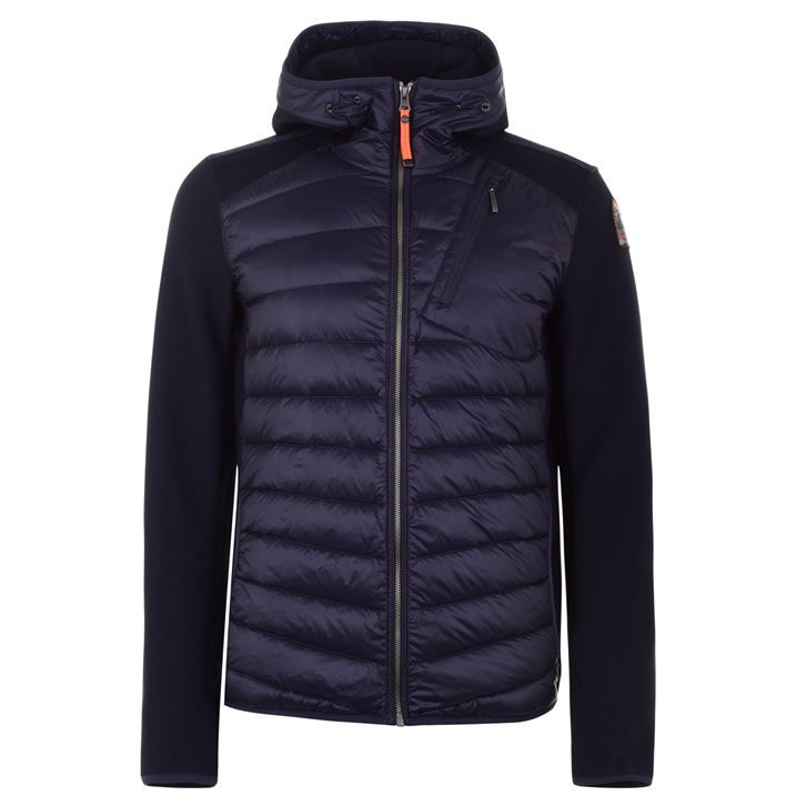 Nolan Hooded Jacket