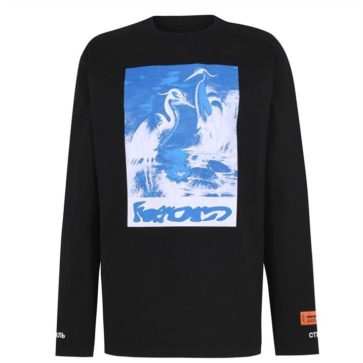 Captcha Long Sleeve T Shirt