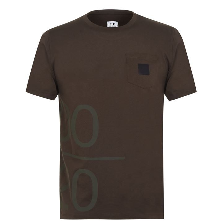 Urban Print T Shirt