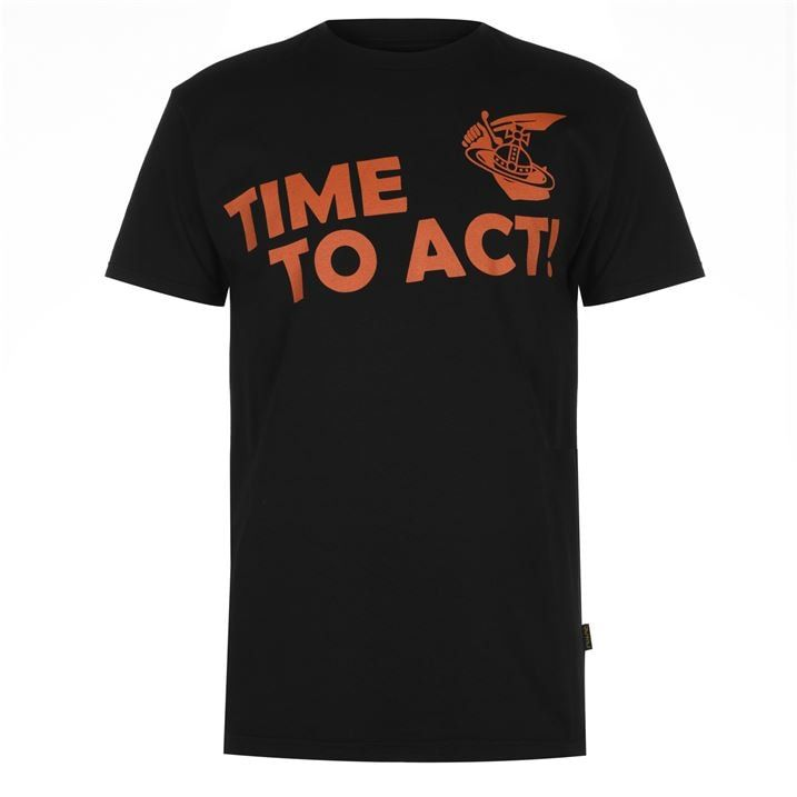 Time To Act T Shirt