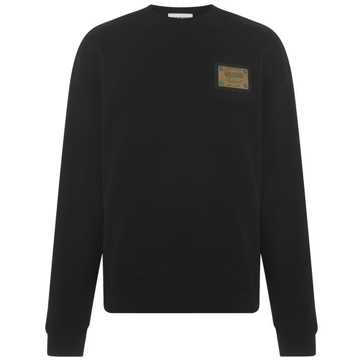Plaque Sweater