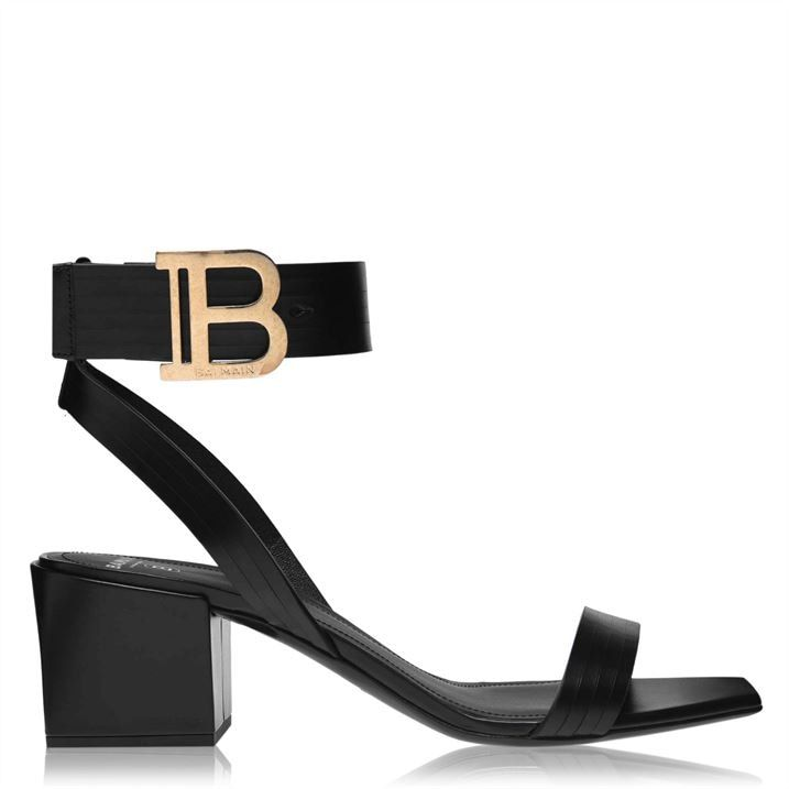 Stella Block Heeled Sandal