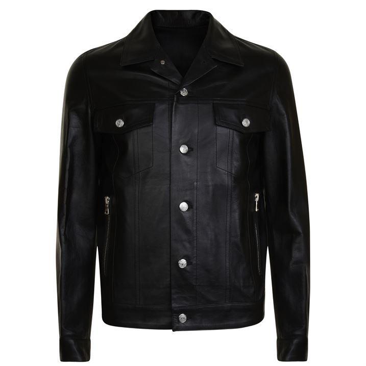 Signature Leather Jacket