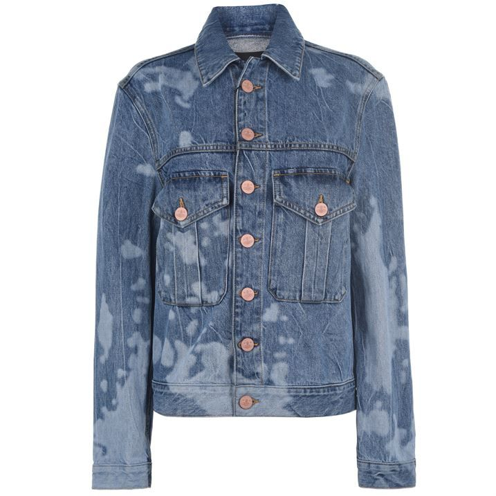 5 Denim Jacket