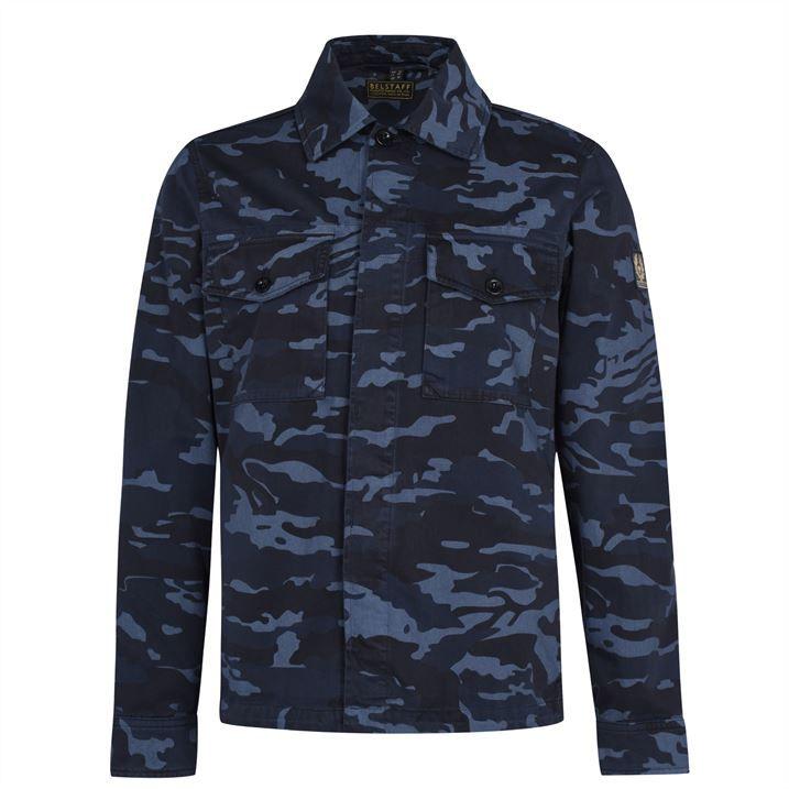 Recon Camo Overshirt