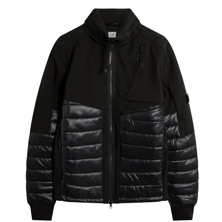 Shell Mix Jacket