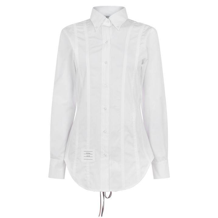 Lace Up Shirt