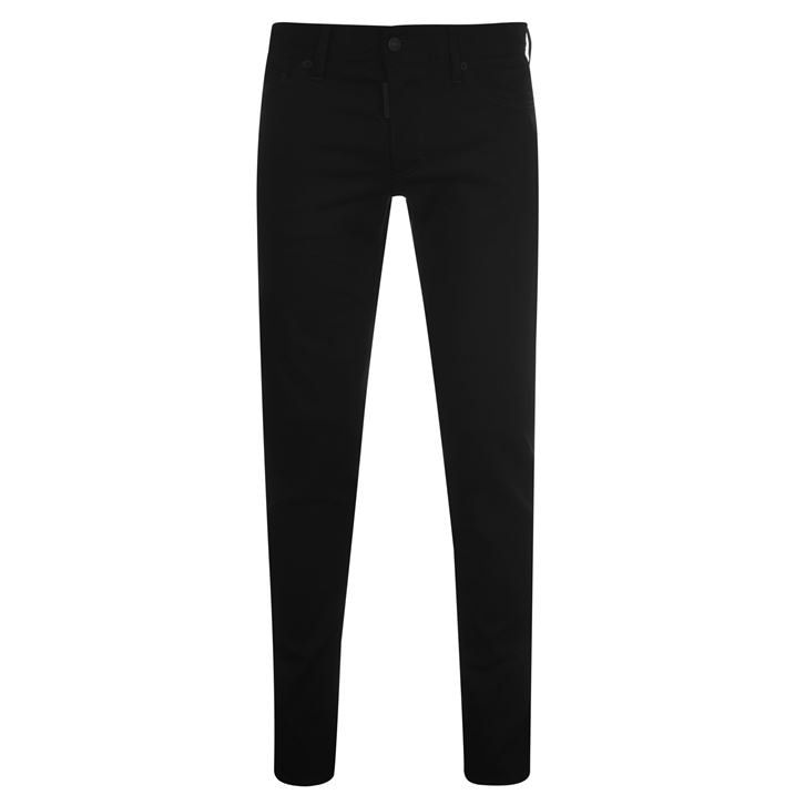 Solid Slim Fit Jeans