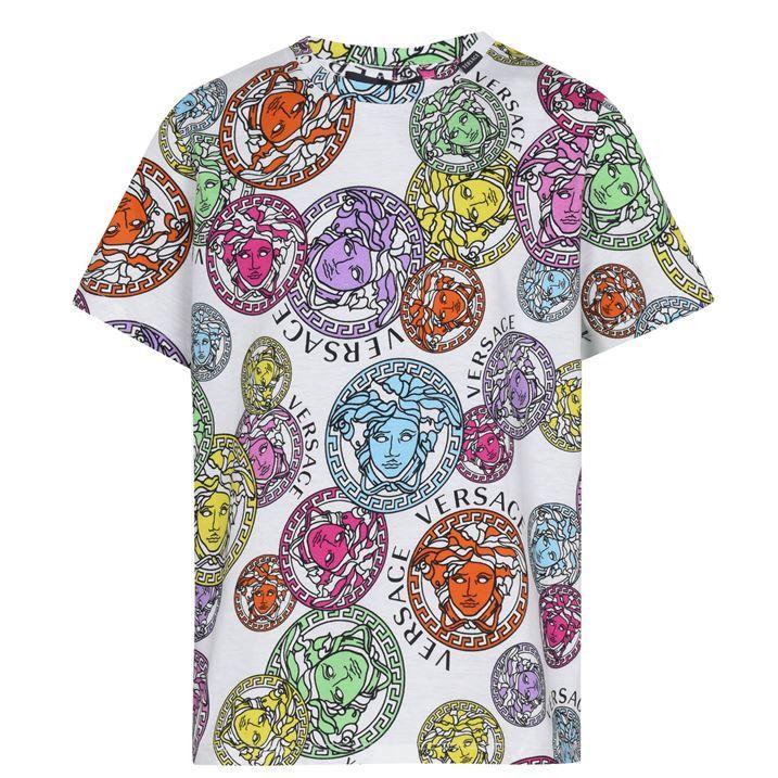 Unisex Juniors Medusa Aop T Shirt