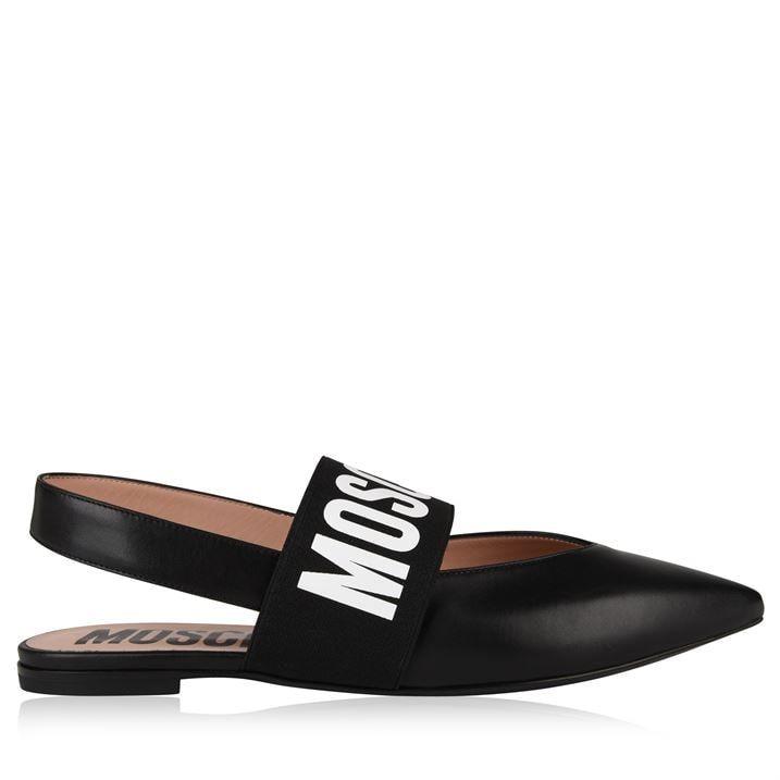 Logo Ballet Shoes