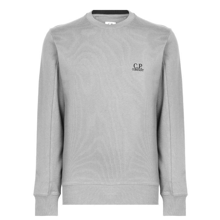 Burst Logo Pocket Sleeve Sweater