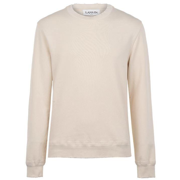 Big Label Sweatshirt