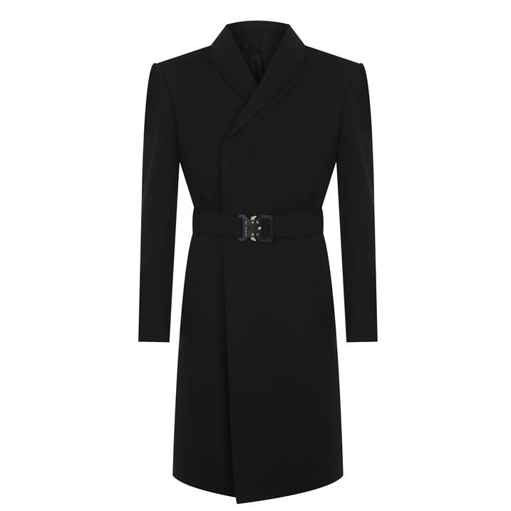 Double Brested Trench Coat