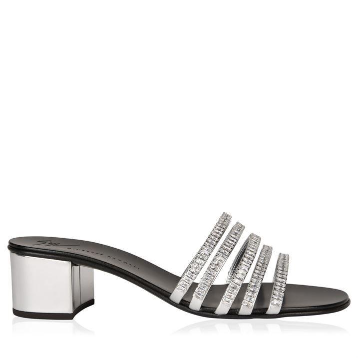 Paula Crystal Sandals