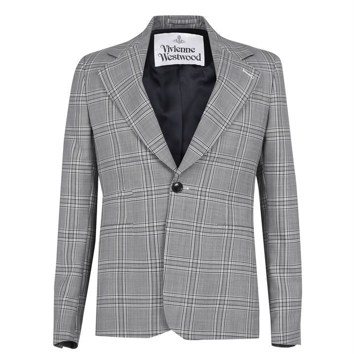 Check Classic Jacket