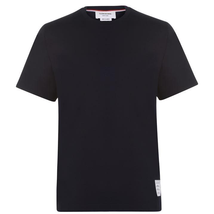 Striped Back T Shirt