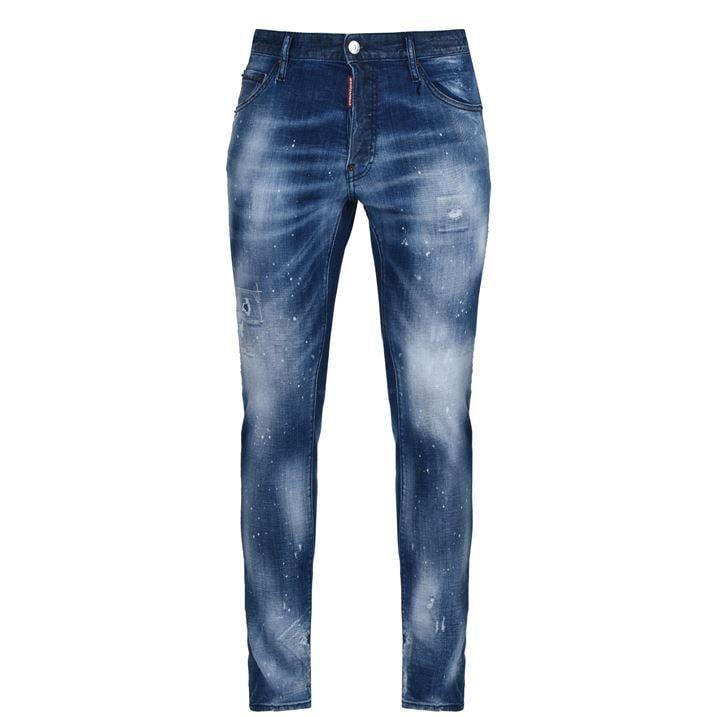 Cool Guy Acid Wash Jeans
