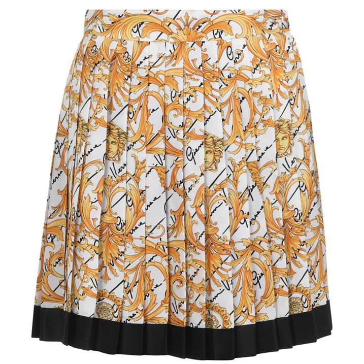 Barocco Pleated Skirt
