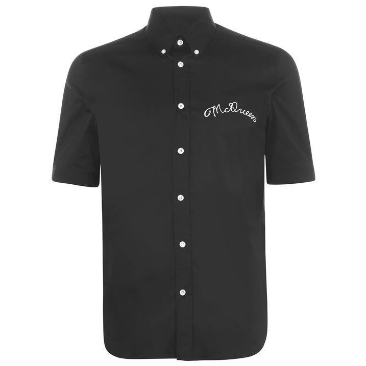 Chest Print Shirt