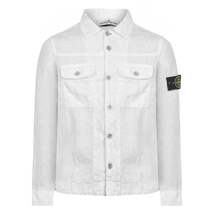 Junior Boys Long Sleeve Shirt