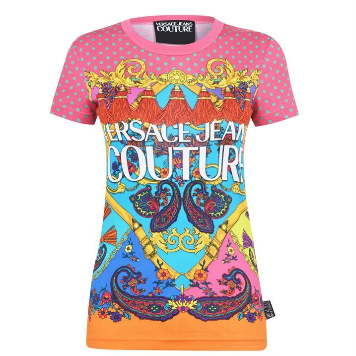 Colour Belt T Shirt