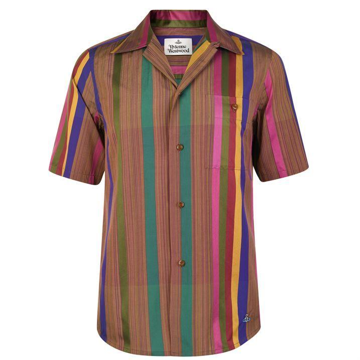 Multi Stripe Shirt
