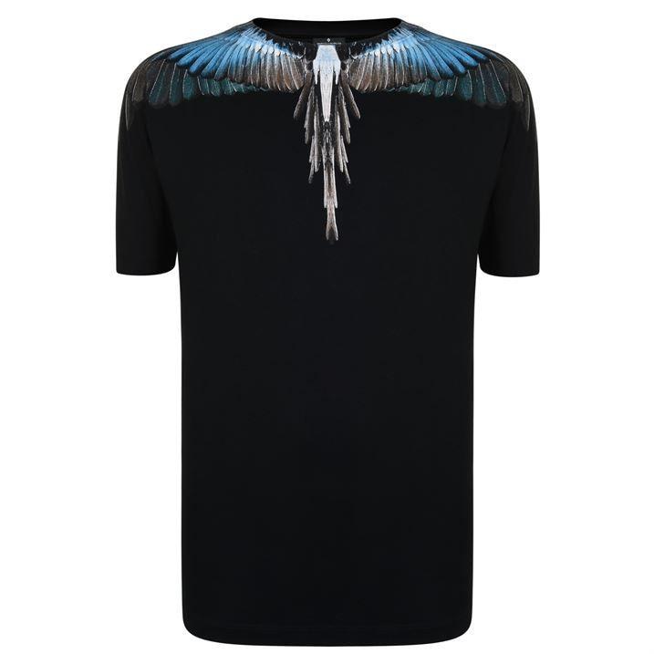 Wings Short Sleeve T Shirt