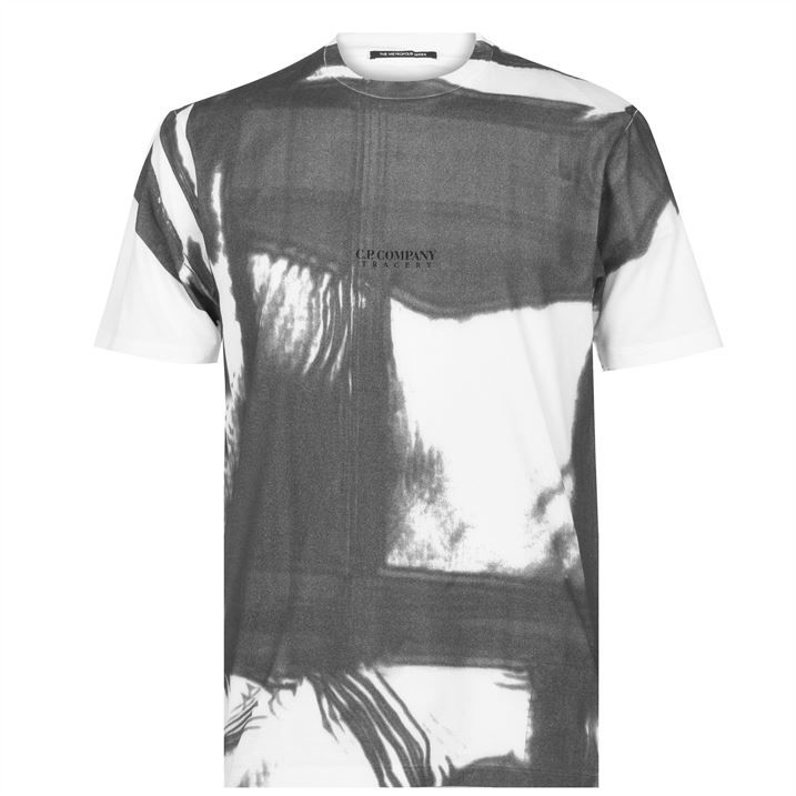 Short Sleeved Metropolis T Shirt