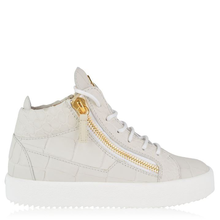 Croc Python Embossed May Trainers