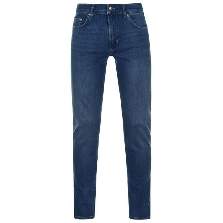 Slim Indigo Jeans
